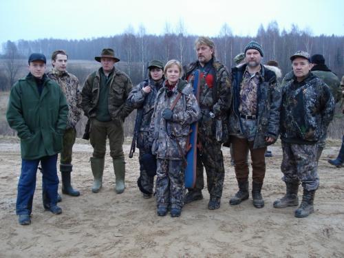 Клубный выезд в Псковскую область