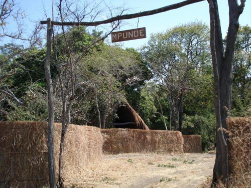 Добро пожаловать в полевой лагерь Mpunde!