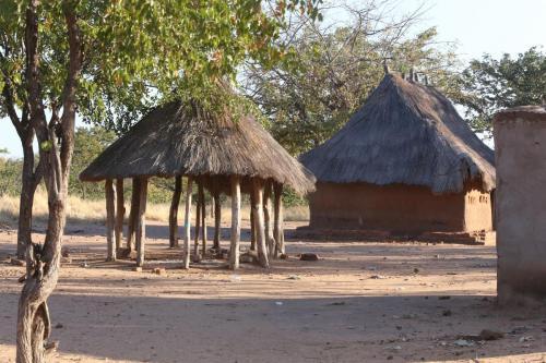 Очередная деревня