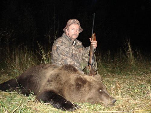Кировский медведик