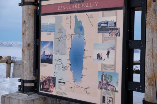 Информация для отдыхающих у Медвежьего озера