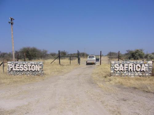 Plesston Safrica — место моей первой африканской охоты!