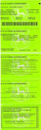 Лицензия на охоту на пуму продается на любой автозаправке