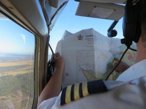 Карта кончается, дальше лететь по абрису!